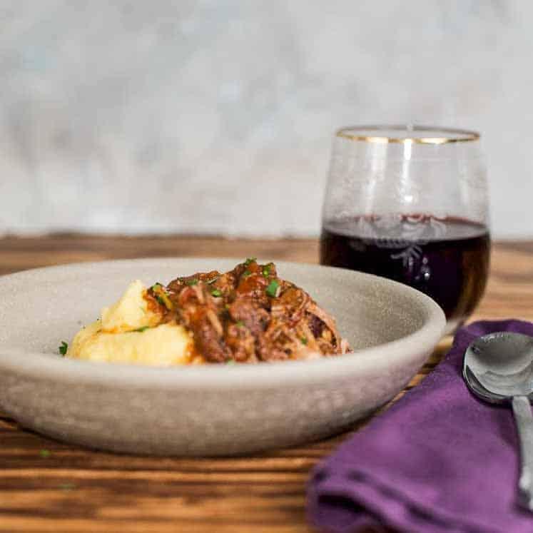 Italian Meat Ragu Sauce