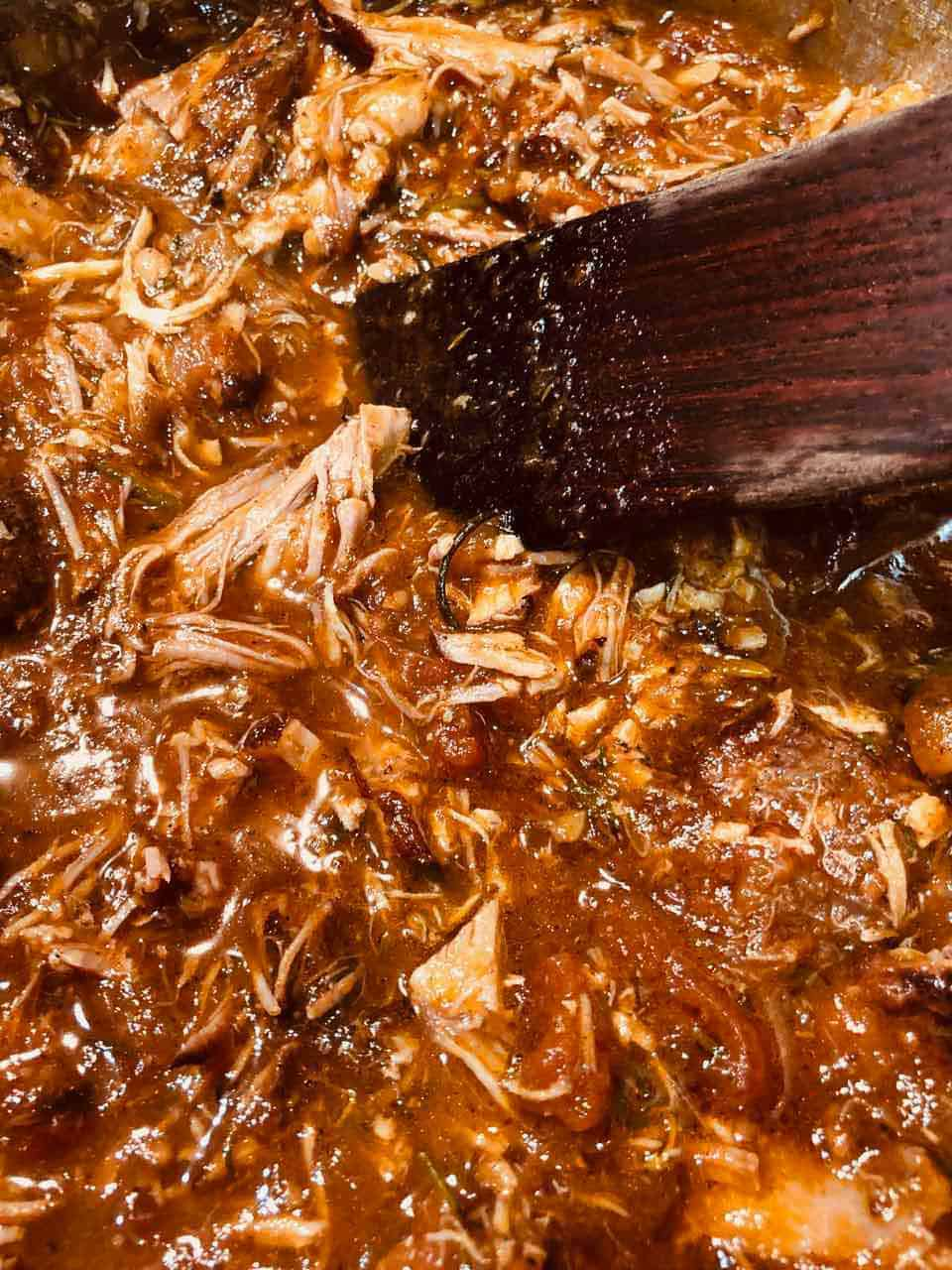Italian Ragu with Braised Pork Shoulder