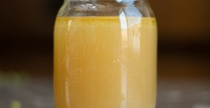 How To Make Easy Chicken Bone Broth