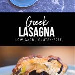 greek lasaga recipe pinterest image by foodology geek