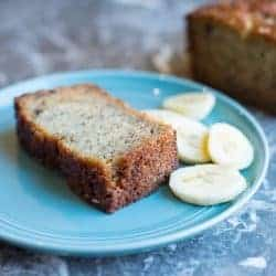 Easy, Super Moist Banana Bread