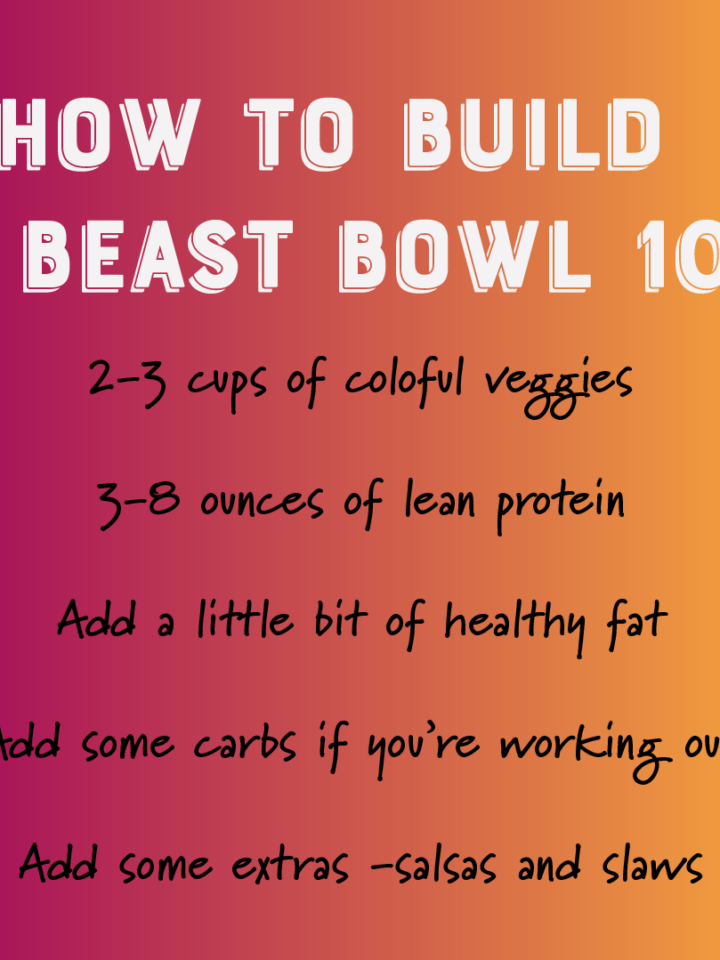 Beast Bowls 101