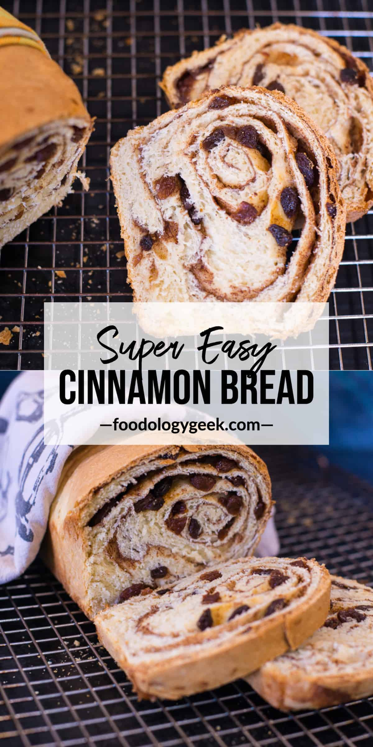 cinnamon bread pinterest image