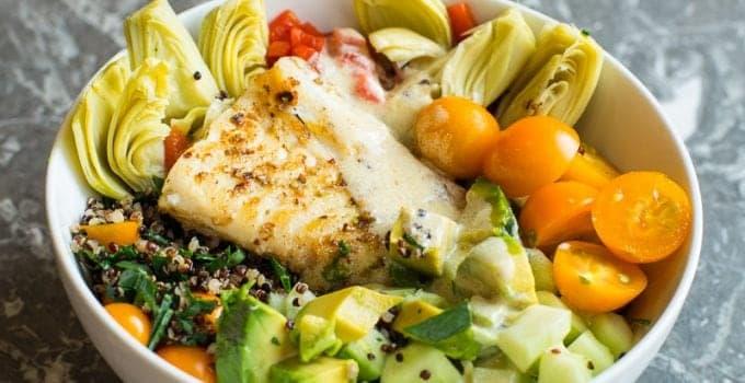 Mediterranean Beast Bowl Recipe