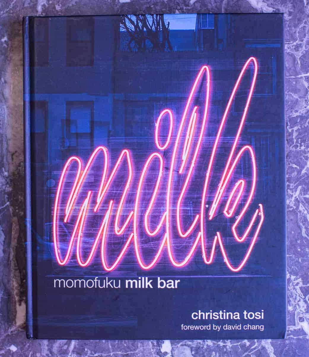 Momofuku Milk Bar_book