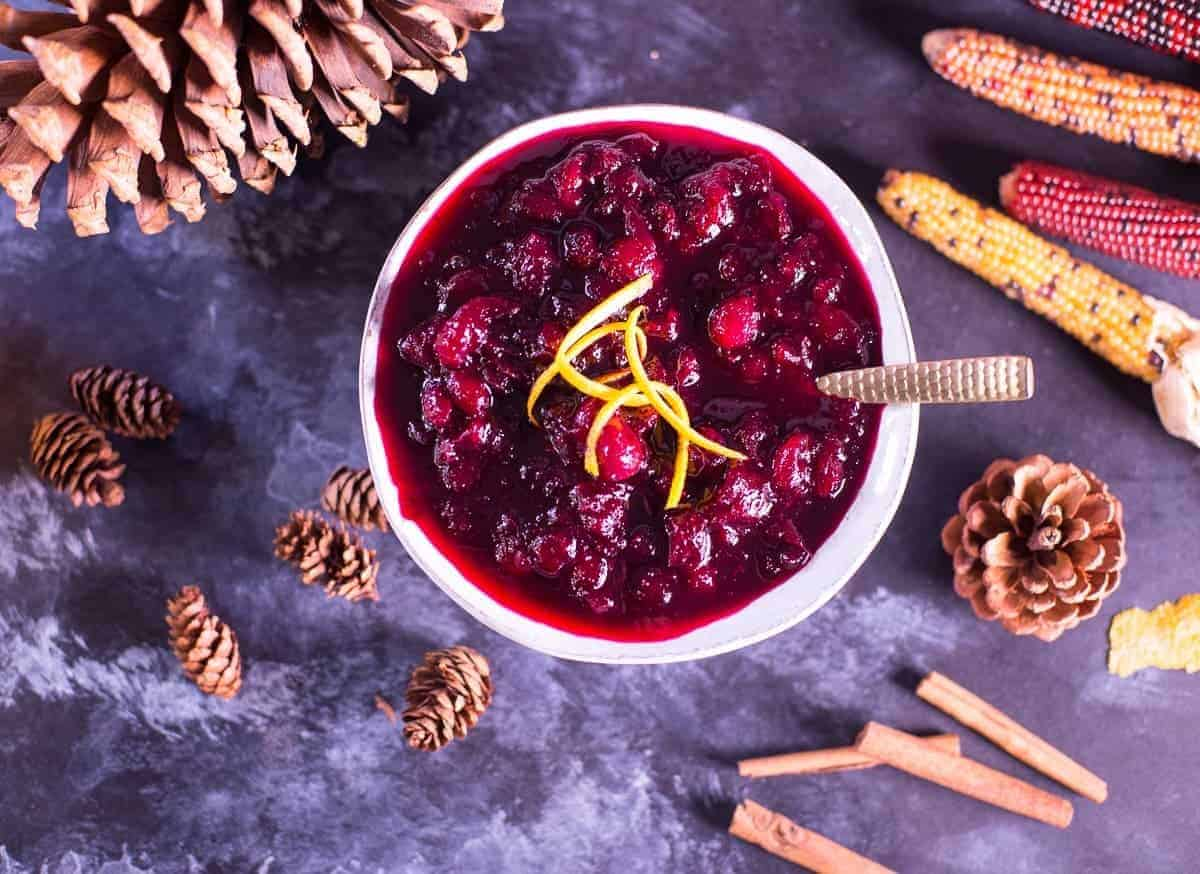 Mulled Cranberry Sauce_