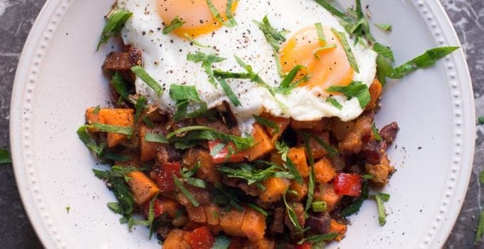 Paleo Breakfast Hash recipe