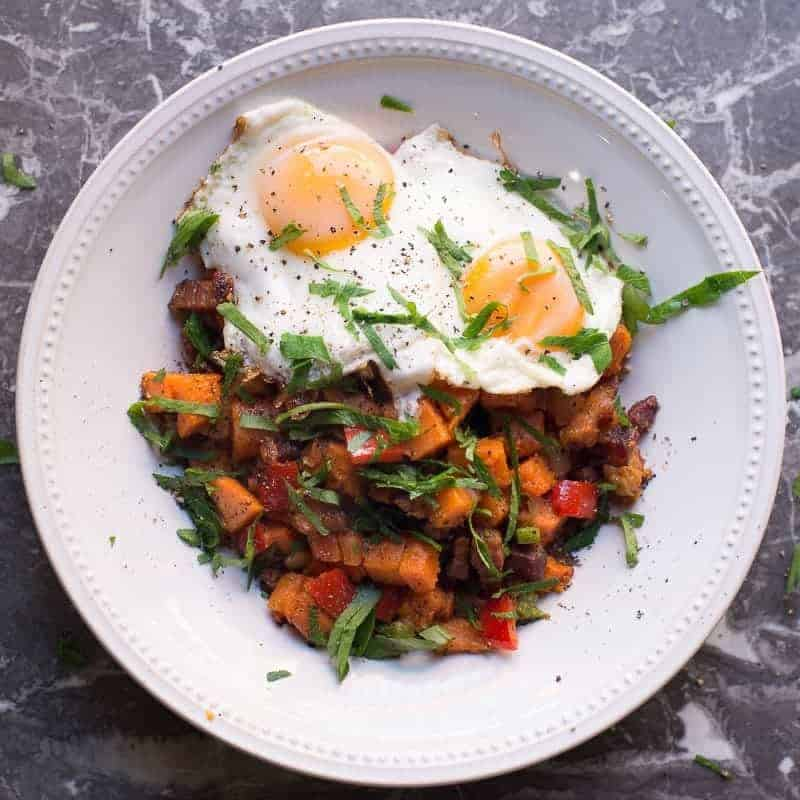 Paleo Breakfast Hash recipe