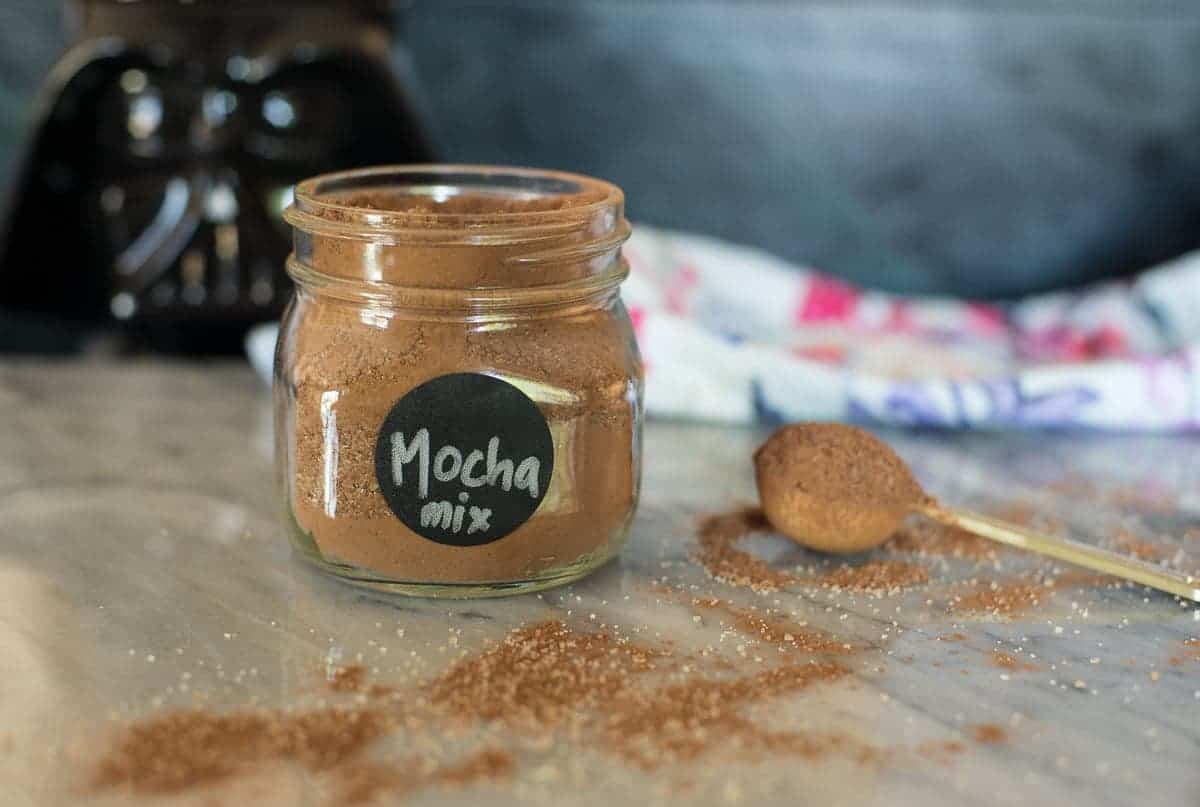Homemade Mocha Mix