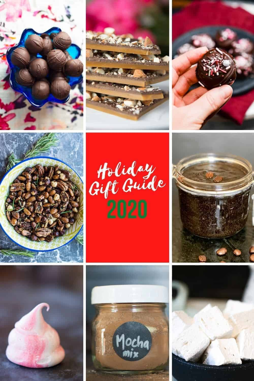 gift guide 2020 pinterest image
