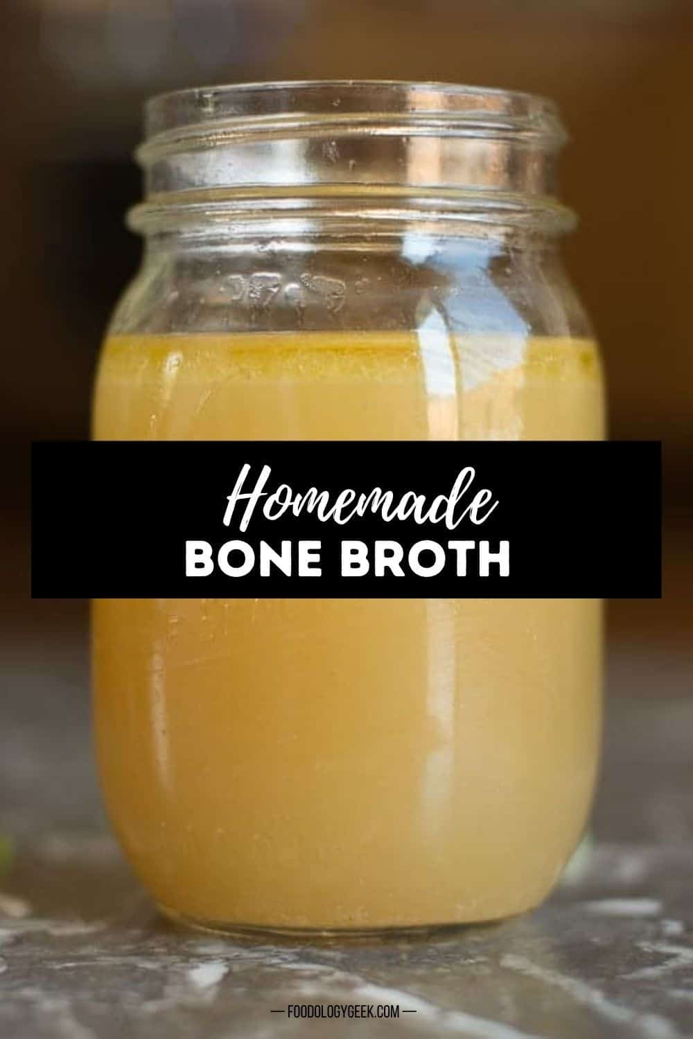 Bone Broth is a magic elixir! Not only is it good for you, but it's also delicious. Anytime I make a roast chicken I use the leftovers to make this nutritive broth recipe. Sip it alone or use it as a base for soup and stew. I always have a surplus of extra broth in the freezer.