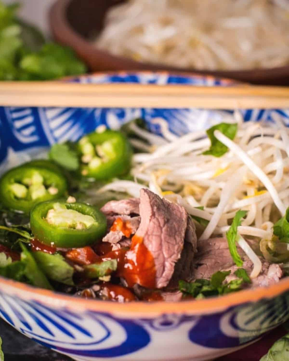 authentic pho tai recipe made from scratch