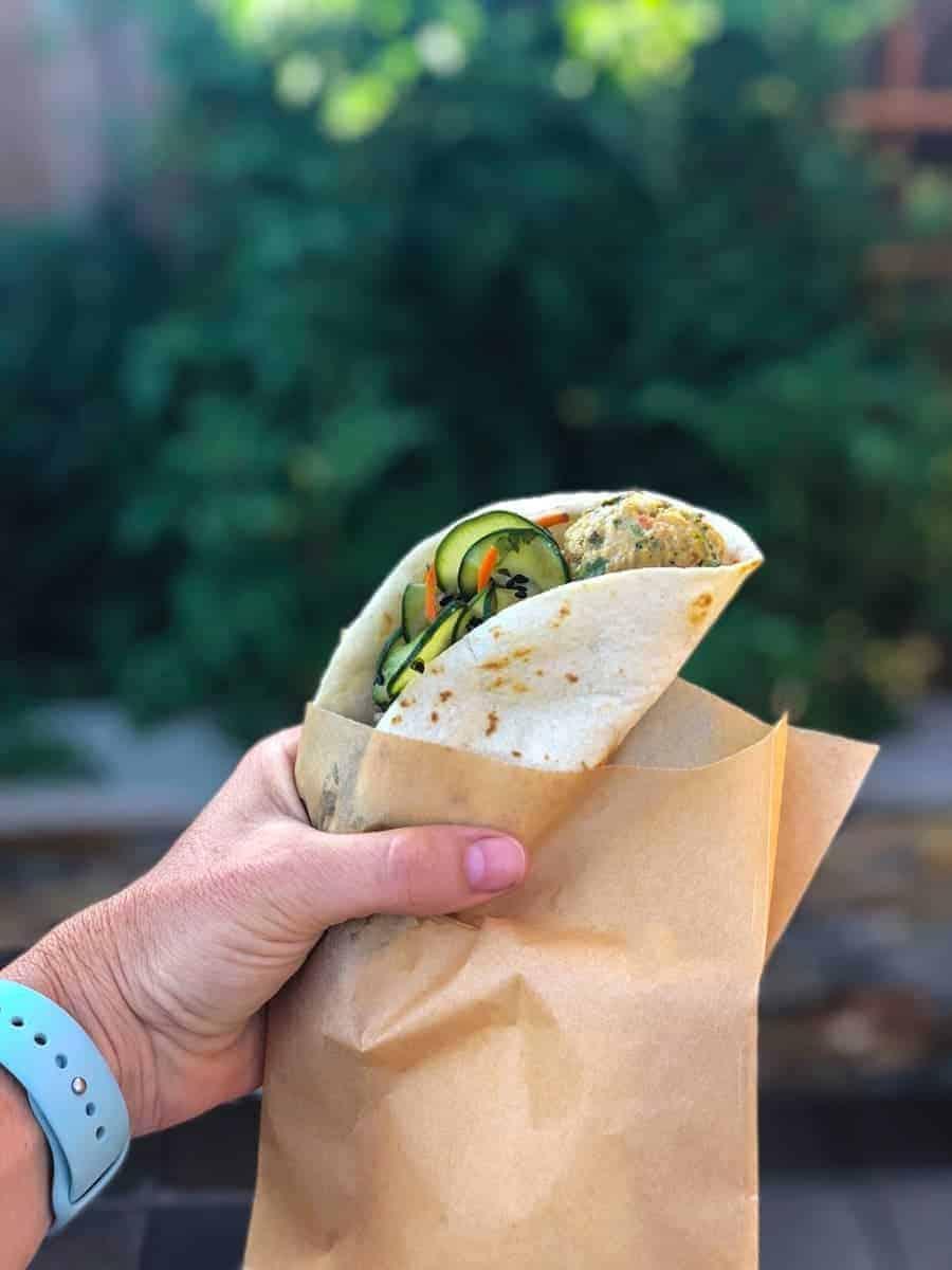 Bahn Mi Tacos