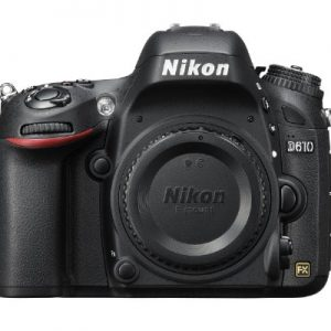 Nikon Camera Body D610