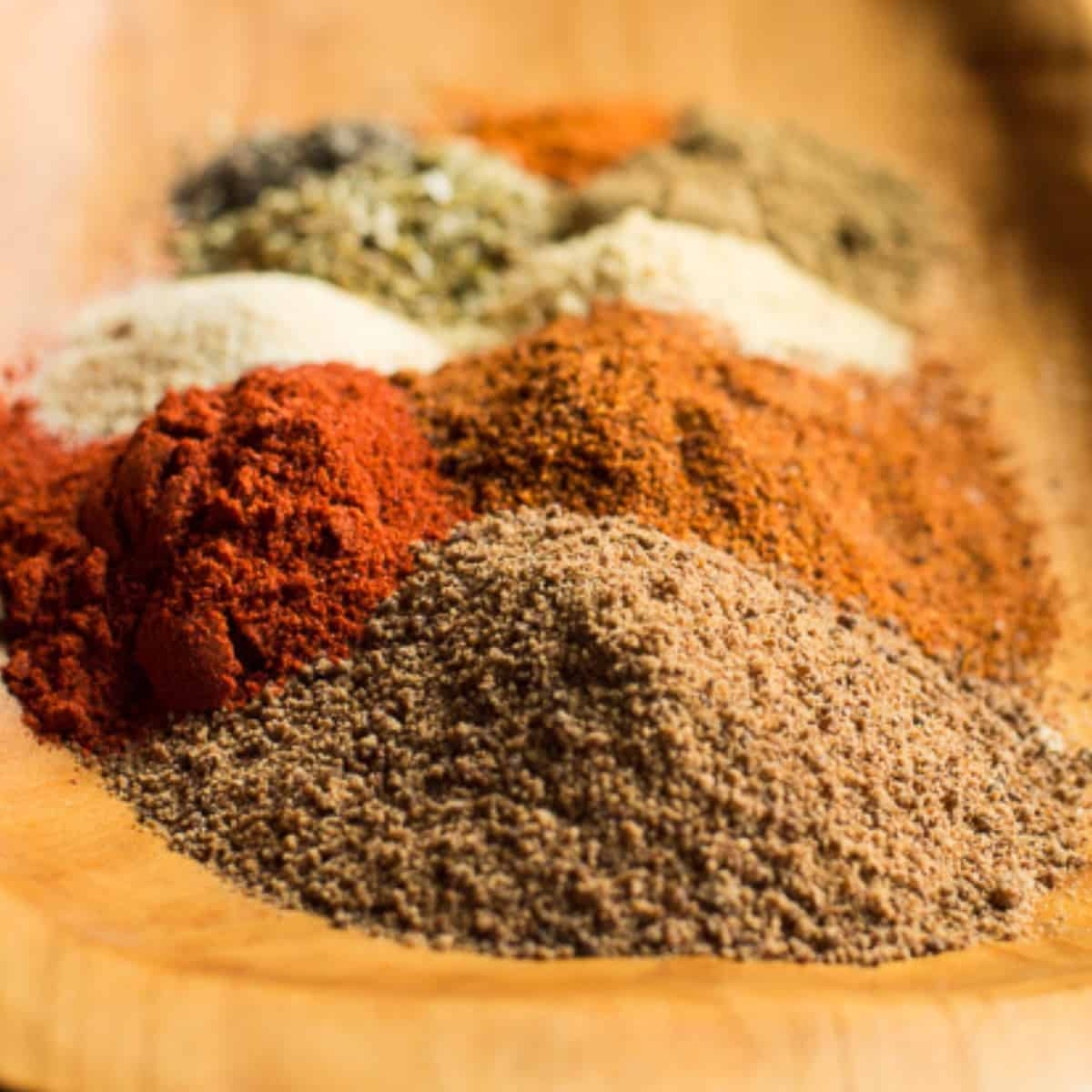 how to make spicy sweet bbq rub from scratch