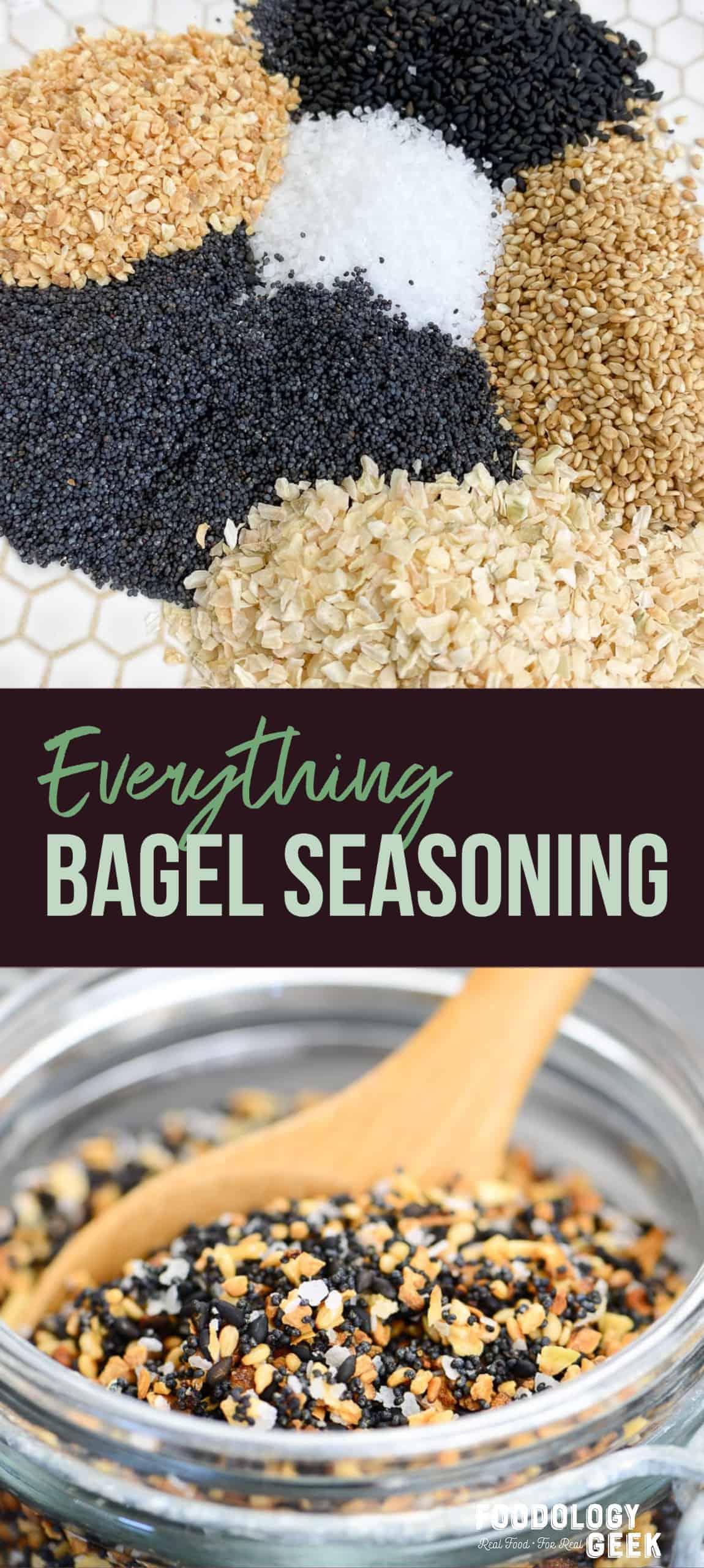 everything bagel seasoning recipe