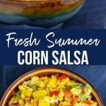 Summer Corn Salsa Recipe