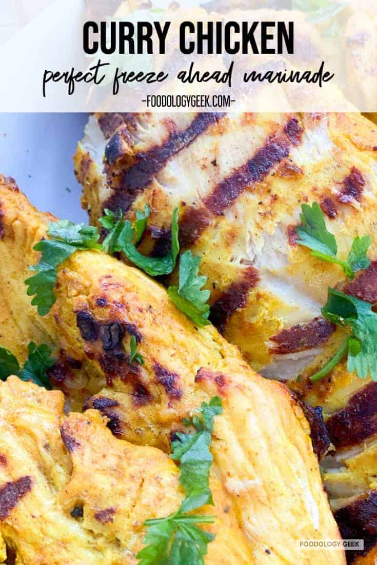 curry chicken pinterest image