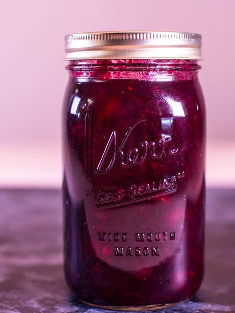 the best cranberry sauce recipe
