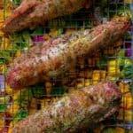 roasted port tenderloin with fall veggies, sheet pan dinner idea