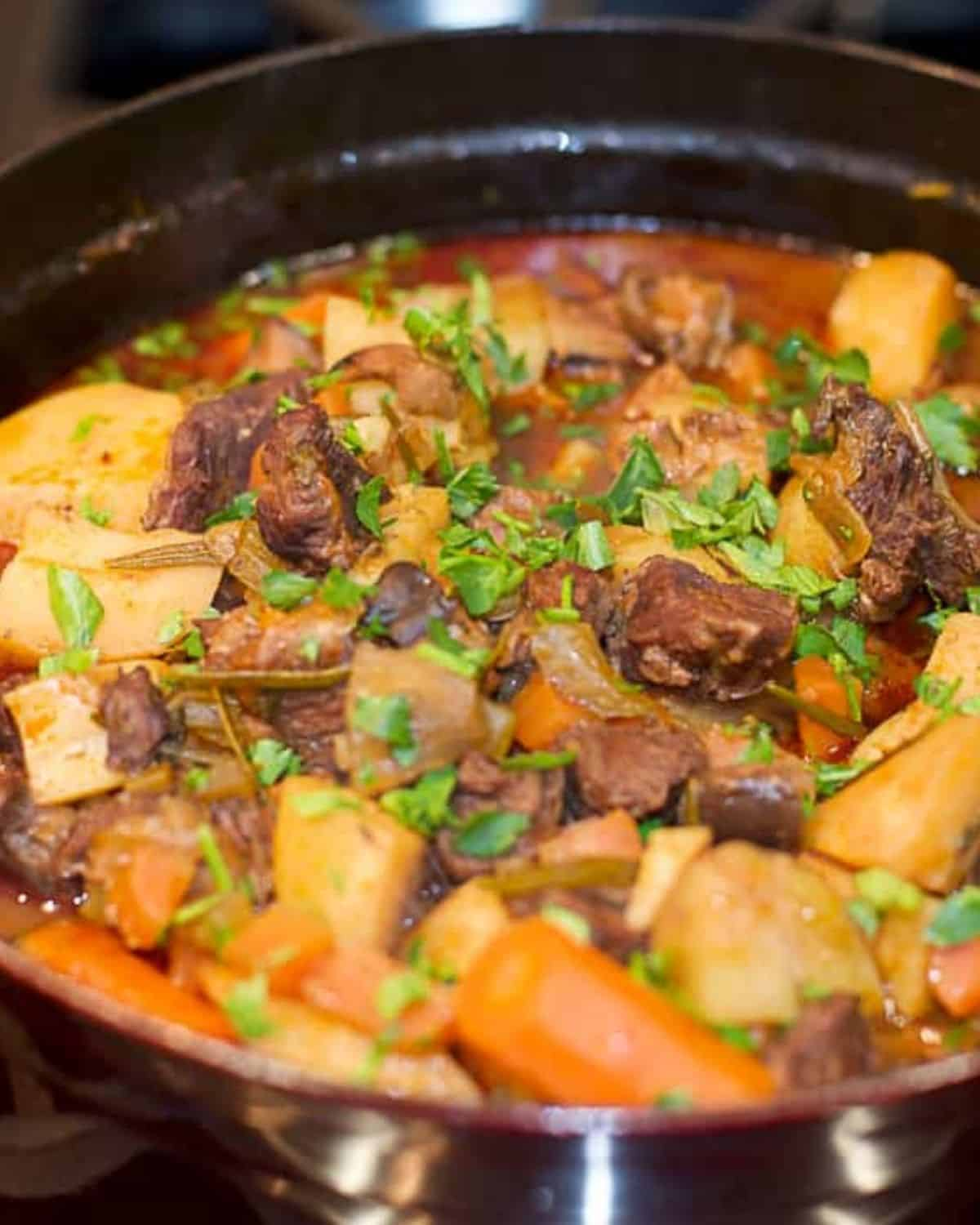 beef stew recipe that is keto and low carb