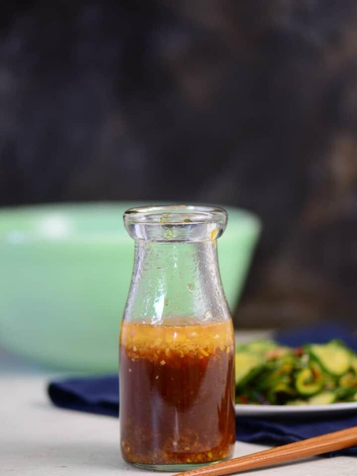 Asian Chicken Salad Dressing