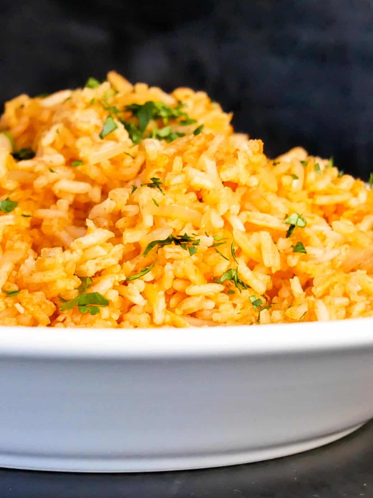easy restaurant style mexican rice recipe