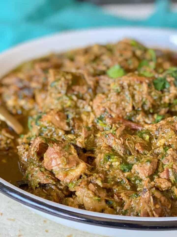 the best chili verde pork recipe