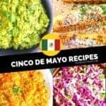 cinco de mayo round up of cinco de mayo food