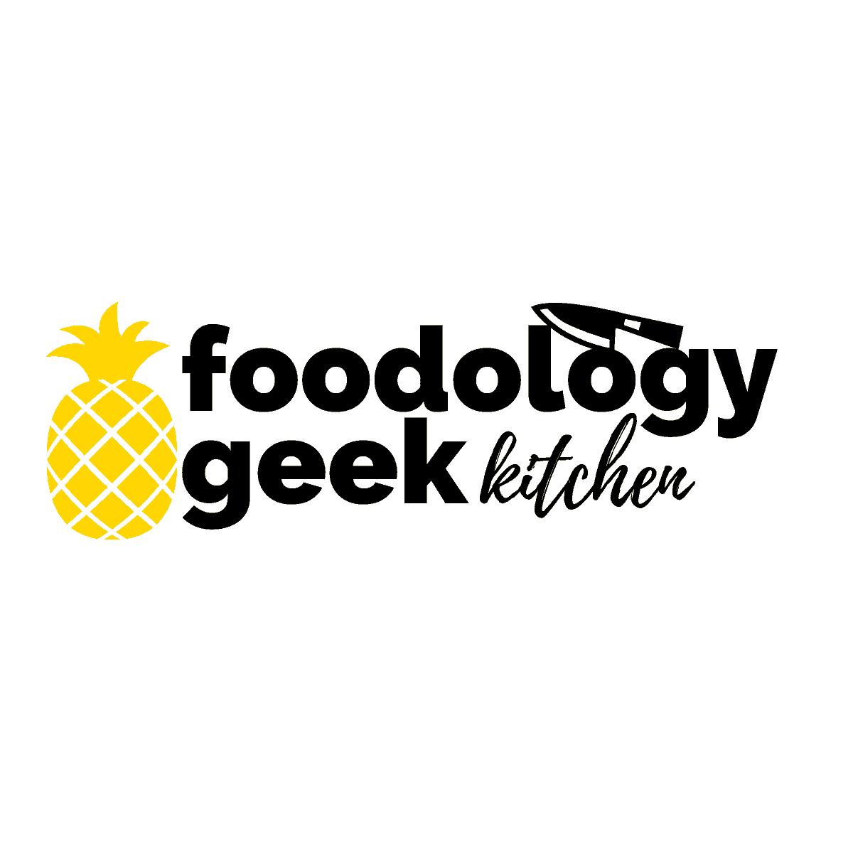 foodology geek homepage logo image