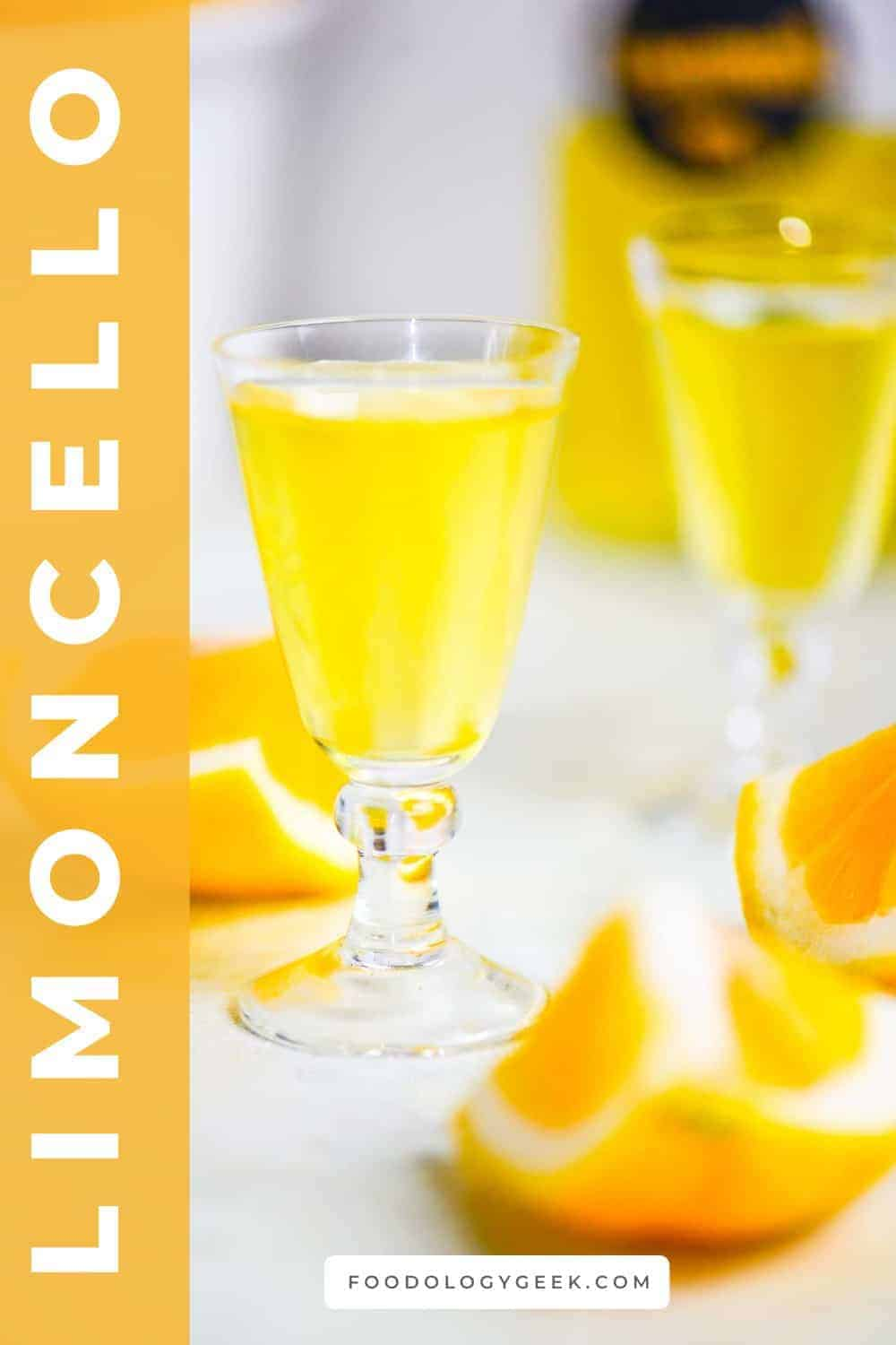 Homemade limoncello is so easy to make! All you need is lemons, sugar, and a strong clear spirit like grain alcohol or vodka. Plus, a little bit of patience. This is the hardest part.