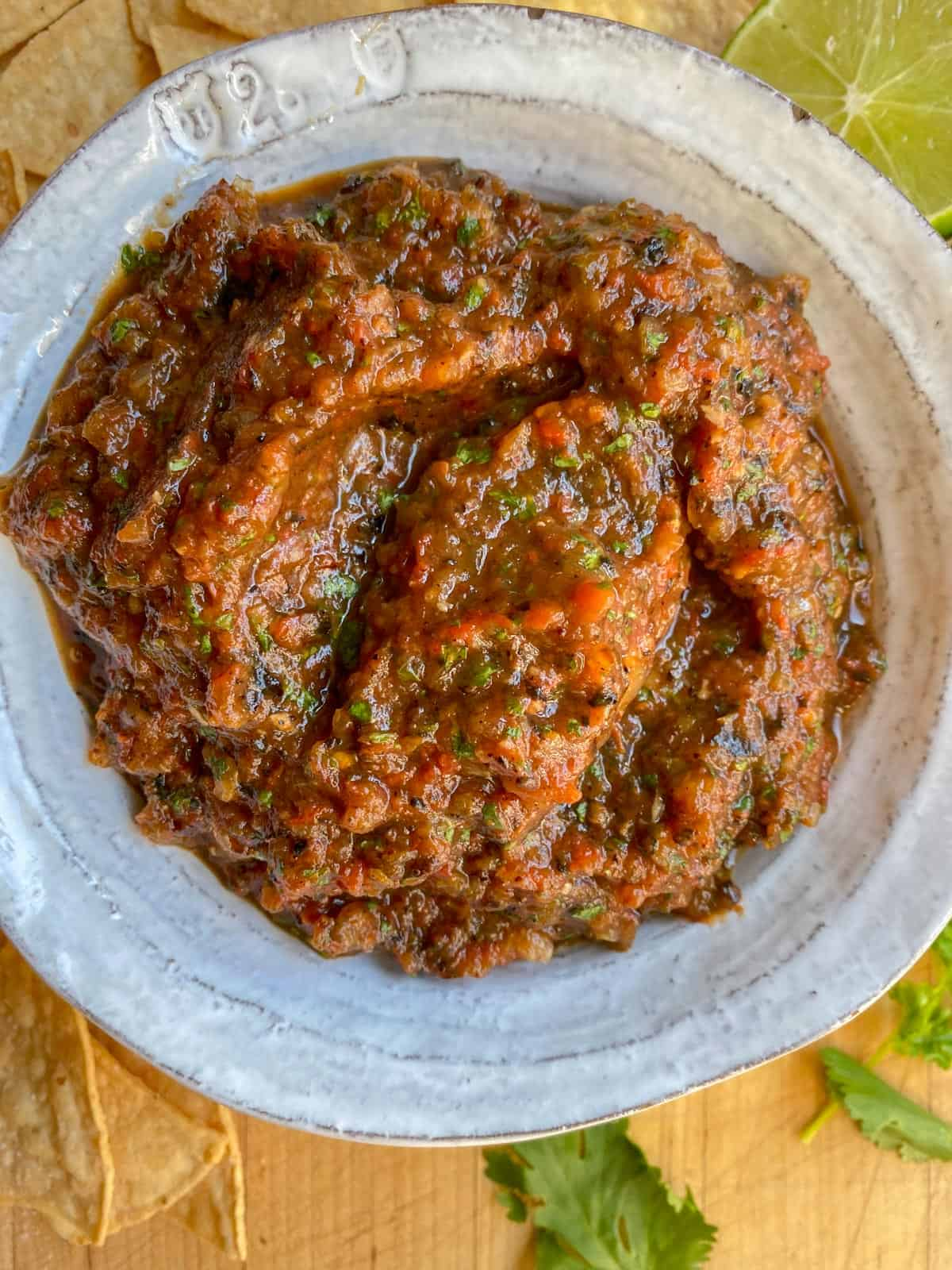 fire roasted tomato salsa recipe