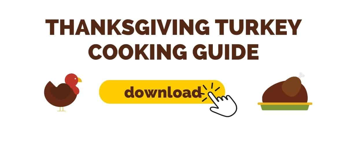 Thanksgiving Turkey Cooking Guide