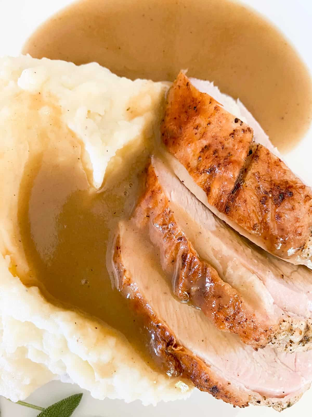 turkey gravy from scratch